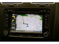 Car Stereo / DVD / Sat Nav GPS Premium Navigation / Bluetooth Phone System / USB for MK 5-6 VW Golf