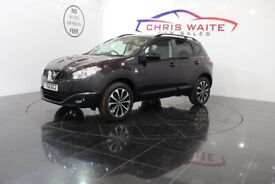 NISSAN QASHQAI DCI 360 IS (black) 2013