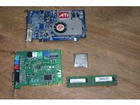 PC Computer parts
