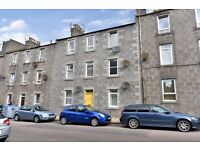 1 bedroom flat just off King Street, near town and Aberdeen University