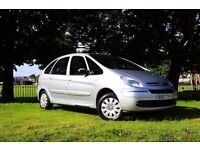 2007 Citroen Xsara Picasso 1.6 DIESEL 5 Dr Estate*1.6 DIESEL*SERVC HSTRY*MANUAL* PARKING SENSORS**