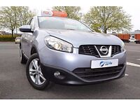 2013 (13) Nissan Qashqai 1.6 Petrol Acenta   Yes Cars 4 u - Portsmouth