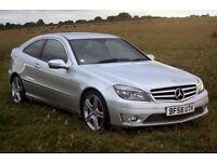 Mercedes CLC 220 CDI Sport Automatic - FMBSH For Sale (2008)