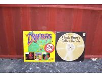 Drifters + Chuck Berry Double LPs