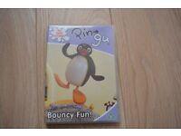Pingu Bouncy Fun DVD