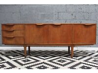 Retro Mcintosh sideboard in teak. G Plan and Ercol era. DELIVERY AVAILABLE.
