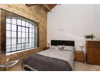 *warehouse converted * one bedroom flat * near Customs House DLR station * part DSS welcome