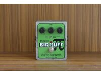 Bass Big Muff PI FX Pedal