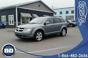 2009 Dodge Journey SXT AWD 7 PASSAGERS !!!