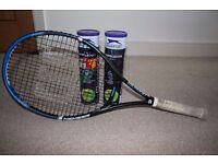 Wilson tennis racket blx