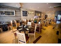 CHEFS needed for north london restaurant