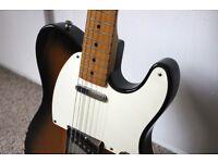 Fender Telecaster Electric Guitar (1996, Japanese Model)