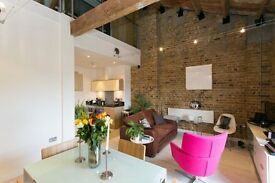 CONVERTED WAREHOUSE - MODERN FINISH - AVAILABLE JULY 2017