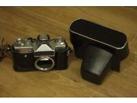 Zenit-E Vintage Camera