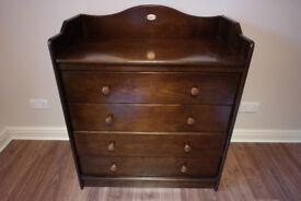 Boori 4 drawer unit set.