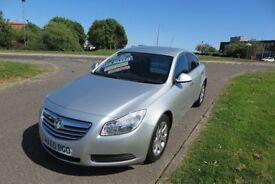 VAUXHALL INSIGNIA 2.0 EXCLUSIV CDTI,2010,36,000mls,Sat Nav,Cruise,Privacy Glass,Reverse Cam,53mpg