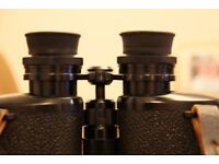 Carl Zeiss Jena 8 x 50 B Octarem Full Size Binoculars