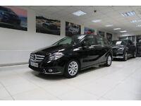 MERCEDES-BENZ B CLASS 1.8 B180 CDI SE 7G-DCT 5dr Auto (black) 2013