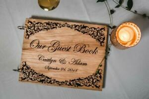 Personalized Wedding Guest Books and more!