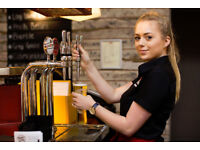 Full and Part Time Bartender/ Waiter - Up to £7.50 per hour - Saracens Head - Ware - Hertford