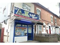 FULLY FITTED TAKEAWAY IN THE AREA OF HANDSWORTH ON SOMERSET ROAD