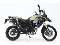 SOLD SOLD SOLD! 2013 BMW F800GS Adventure T ----- Save £800 ----- Price Promise!