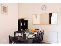 Cosy three bedroom apartment*Camden Town*1 week minimum*All bills inc