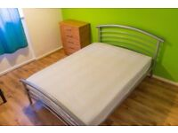 Single Bed in Rooms Available in Shared Apartment Near Manor House Tube Station.