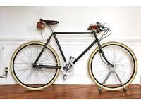 Fantastic Pashley Guvnor ( 22.5')with cool vintage inspired upgrades.