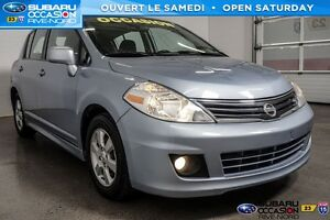 2011 Nissan Versa 1.8 SL TOIT.OUVRANT+MAGS+BLUETOOTH