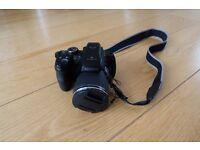 Fujifilm FinePix S Series S8500 16.2MP Digital Camera - Black