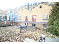 Spacious two double bedroom apartment with sprawling garden on Caledonian Road