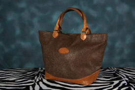 Vintage Mulberry Hellier handbag