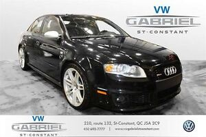 2008 Audi RS 4 TRES RARE Voiture d'exception, 8 cylindre 4.2