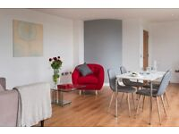 AVAILABLE NOW, NO AGENCY FEES* 2 bed, 2 bath duplex apartment in Leeds City Centre, fully furnished