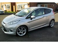 ford fiesta 16 diesel ,zetec s,2009 reg, very good condition for its age ,very cheap car to run,