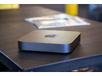 Space Grey Apple Mac Mini Core i3 3.2Ghz 8GB Ram 251GB SSD Adobe Final Cut Pro Ableton Logic Pro X