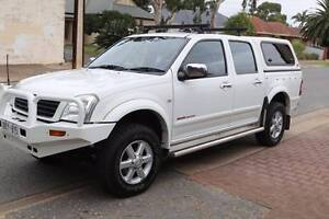 2005 Holden Rodeo Duel cab ute Plympton Park Marion Area Preview