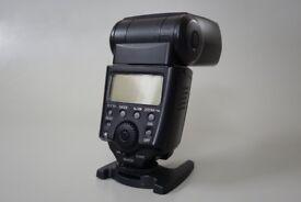 Canon Speedlite 580EX