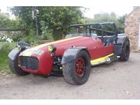Kit car Stuart Taylor Locost Aries C20XE 200bhp