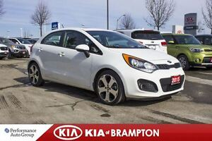 2015 Kia Rio SX|NAVI|ROOF|BACKUP CAM|MP3|BLUETOOTH|ALLOYS