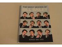 Bill Bailey Piano Sheet Music Book
