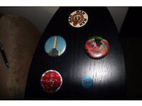 Rock Concert Badges