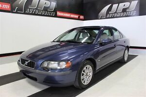 2004 Volvo S60 VOLVO TOIT OUVRANT CUIR WOW