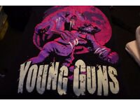 Young Guns T shirt