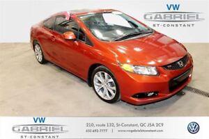 2012 Honda Civic SI CIVIC SI, TOIT OUVRANT, NAV, A/C, PLAISIR GA