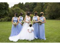 Elegant bridesmaid dresses for sale