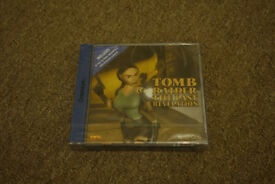 Tomb Raider The Last Revalation For Sega Dreamcast New/Sealed