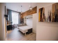 Stunning brand new studio in NOTTING HILL ZONE 1 , Wifi and bills included ! MOVE IN NOW !
