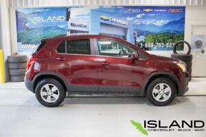 2016 Chevrolet Trax LT | Sunroof | Backup Cam | Cruise Control